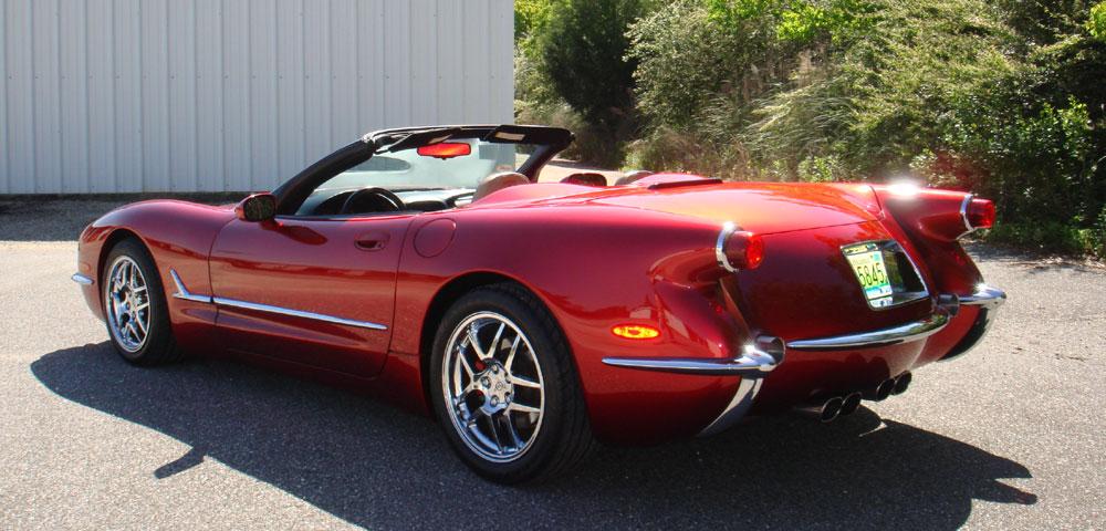 1999 Corvette For Sale >> 1953 Chevrolet Corvette 50th Year Commemorative Edition