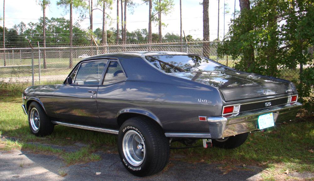 1968 Chevrolet Nova Ii Ss Tribute 502 Big Block Amp Turbo 400