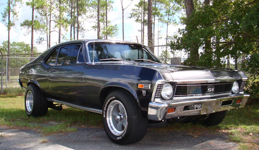 Big M Chevrolet >> 1968 Chevrolet Nova II SS Tribute 502 Big Block & Turbo 400