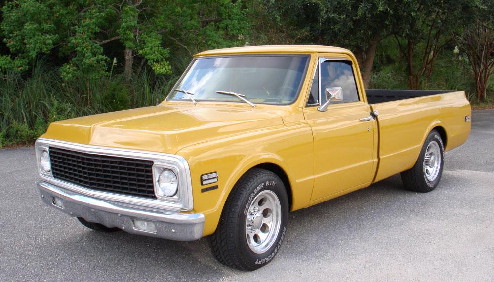 1971 Chevrolet C20 Pick Up 350 V8 Amp Auto Beautifully Resotred