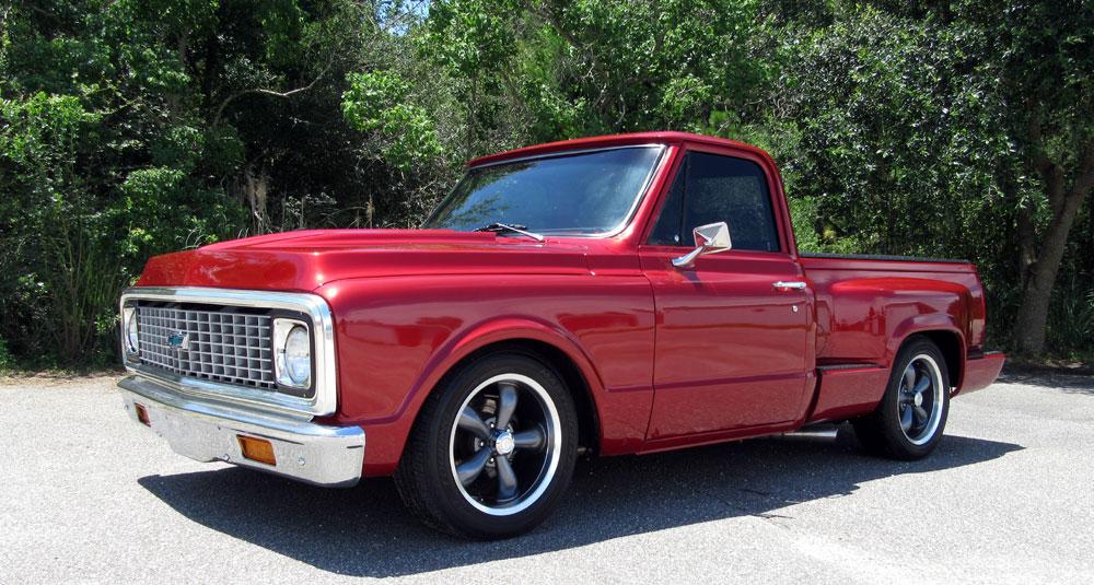1972 Chevrolet C10 Custom Pick Up 383 Stroker