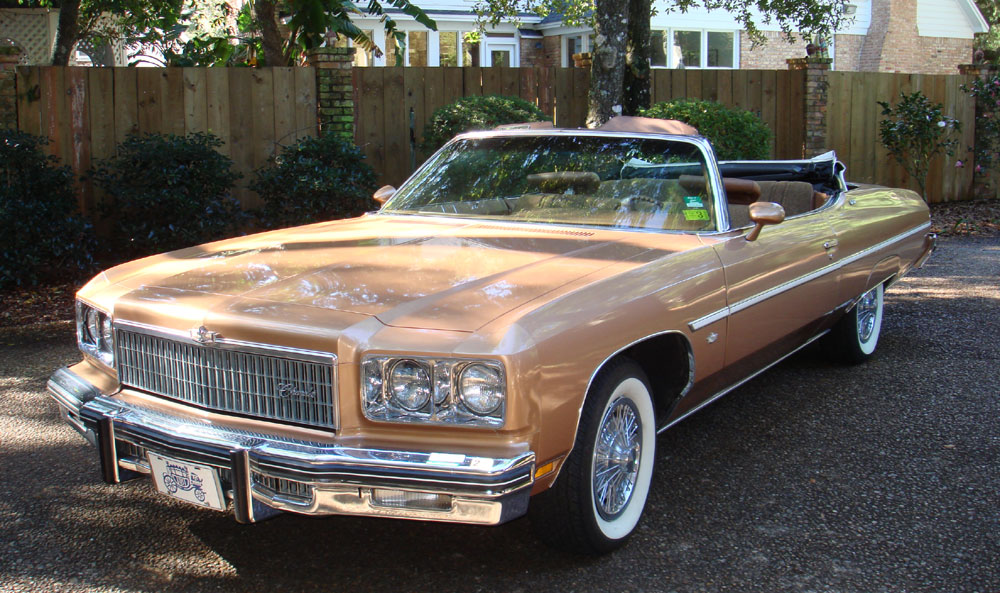 Drive Away 2Day: 1975 Chevrolet Caprice : Classic Cars