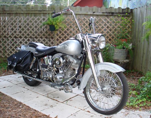 1978 Harley Davidson Flh Shovelhead 96ci