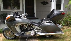 2008 Victory Vision Tour 117HP