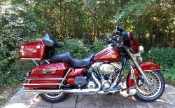 2010 Harley Davidson FLHTC Electra Glide Classic
