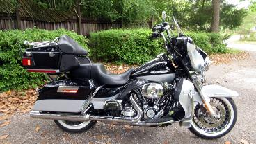 2013 Harley Davidson Ultra Classic Limited 103ci 1690 cc & 6 Sp