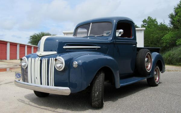 1947 Ford Pick Up Restored & Ready to go!