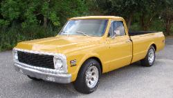 1971 Chevy C2500 Pick Up